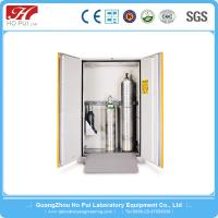 China Flammable Gas Bottle Storage Cabinet , Flexible Gas Cylinder Safety Cabinets on sale