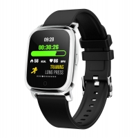Quality 24 Hours Heart Rate Monitor ROHS Body Temperature Smartwatch wholesale