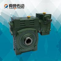 Quality High Torque Industrial Worm Wheel Hollow Shaft Gearbox Speed Reducer wholesale