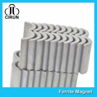 Small Arc Shape Ceramic Ferrite Magnets Free Energy High Performance