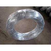 Electro / Hot Dipped Galvanized Steel Wire / Binding Wire Bright Soft Wire