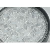 Cheap 9PCS 3W LED Chip Round Offroad 12V Vehicles LED Work Lights 4.5 Inches LED Pods for sale