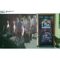 Quality Screen system and hydraulic system 5D Movie Theater for projectors, flat screen wholesale