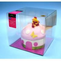 Quality transparent box cake box wholesale
