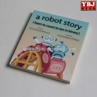 China printing children board book and guangzhou factory baby board books print on sale