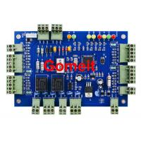 Quality 16 Bit Door Access Control Panel Two Door Two Way RS485 Card Capacity 20000 Cards wholesale