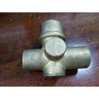 Quality Precision Brass lost wax Casting water Connector and Bracket wholesale
