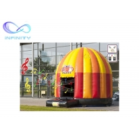 Quality Kids Adults Party Dance Inflatable Disco Dome Bouncy Castle wholesale