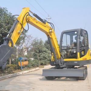 China Mini Excavator ZM-45F 4.5ton Track Excavator Has passed CE certificate on sale