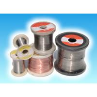 China Nickel Chromium  heating alloy wire on sale