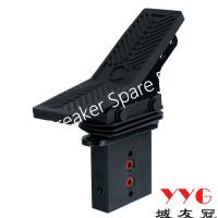 China Black Color Standard Size Hydraulic Breaker Parts Double Way Pedal Valve on sale