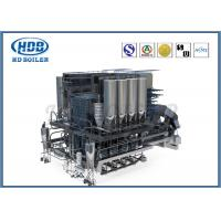 Quality ASME Standard Biomass Circulating Fluidized Bed Boilers , Electric Hot Water Boiler wholesale