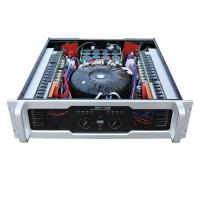 Quality Church Class H Analog Audio Amplifier With 2 Channel 2x1200W 8Ω wholesale