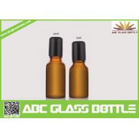 Cheap Factory Sale Cosmetic 15ml 20ml Glass Bottle Amber for sale
