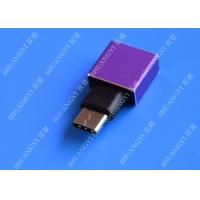 Cheap USB 3.1 Type C to USB 3.0 A Adapter OTG Micro USB Female High Contact Efficiency for sale