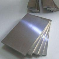 Quality High Tensile Strength Grade 5 Titanium Plate , Titanium Alloy Sheet Polished wholesale
