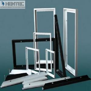 China Portable Solar Panel Aluminum Frame Solar Ground Mount Frame on sale