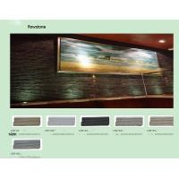 Fire Retardant  Waterproof Brick 3d Wall Panels for Restaurant Interior & Exterior Wall  Faux Stone Covering