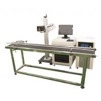 Quality CO2 Laser Coding Machine, Power 30W Flying Laser Printing wholesale