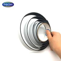 Quality Black EVA Single Sided Adhesive Foam Tape In Thickness 1MM 2MM 3MM wholesale