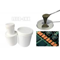 Quality Good Adhesion Conductor Paste , Low Volume Resistivity Conductive Silver Paste wholesale