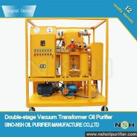 China VFD Transformer Oil Purifier Machine, Mobile Type,Electric Heater, Customized Color,Suitable for High Vacuum Transformer on sale