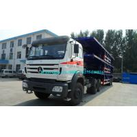 China Beiben Brand New 420hp 2642AS 6x6 all wheel Drive Cross-Country Truck for Rough Terrain Road for DR CONGO on sale