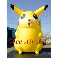Quality cheap giant inflatable pikachu inflatable pokemon for advertising wholesale