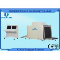 Quality Airport Security Large Opening Size X Ray Baggage Scanner 1000 * 800mm wholesale