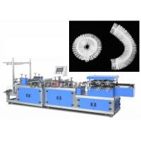 Quality Energy Saving Disposable Cap Making Machine For Hospital / Chemical Workshop wholesale