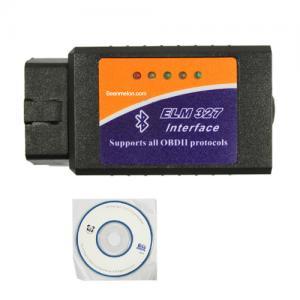 Quality Elm327 Bluetooth Obd Diagnostic Interface Auto Car Diagnostic Scanner wholesale