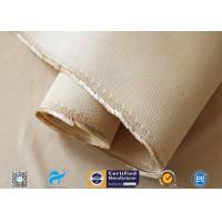 Cheap 1.3mm Heavy Weight Insulation Fiberglass Fabric 96% SiO2 Content Silica Cloth for sale