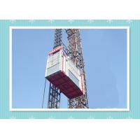 Buy cheap Permanent Construction Lifting Equipment MM Man And Material Hoist 40 M / Min from wholesalers