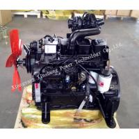 Buy cheap Cummins Mechanical Diesel Engine 4B3.9-C100 Motor For Machinery Engineering 100HP from wholesalers