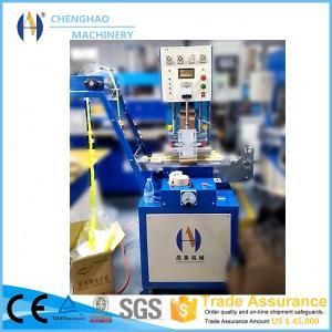 China Elastic Webbing / Ribbon / Belt / Tape Automatic Embossing Machine on sale