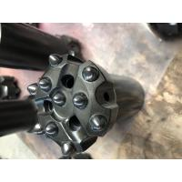 Buy cheap Diameter 89mm T38 Button Bit Rock Drilling Tools Semi Ballistic For Granite from wholesalers