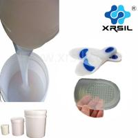 China RTV Casting Silicone Liquid Rubber For Shoe sole Mold Making on sale
