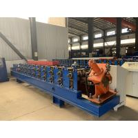 China Metal Window Frame Door Frame Roll Forming Machine PLC Control Inventory Machine on sale