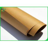 China High Ring Strength And Tear 350gsm Kraft Liner Paper To Industrial Package on sale