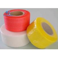 China Single / Double Side Self Adhesive Fiberglass Tape Smooth Surface Easy To Install on sale