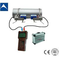 Quality low price clamp on ultrasonic water flow meter portable type made in china wholesale