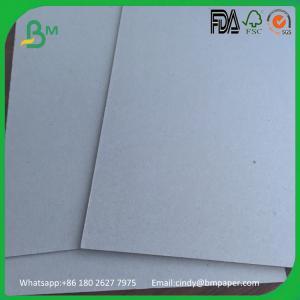 Quality 700gsm 800gsm 900gsm 1000gsm 1200gsm 1300gsm 1500gsm gray board paper wholesale