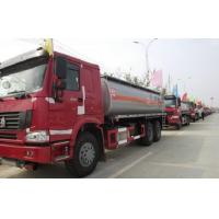 Quality Carbon steel Diesel Engine  Fuel Tanker Truck 30CBM Left Hand Driving wholesale
