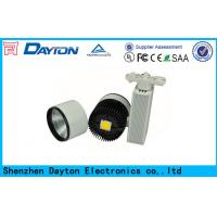 Quality Epistar 40W / 50W White Led Track Lights With Tridonic Driver And Chip wholesale