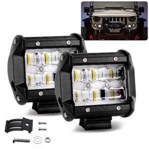 Quality 4x4 UTV Led Light Bar 9621T 4000 LM Lumen For Truck / Trailer / Tractor wholesale