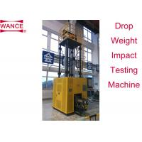 Quality Fully Automatic Tear Testing Machine Drop Weight Impact Test Of Steel Self - Lock Design wholesale