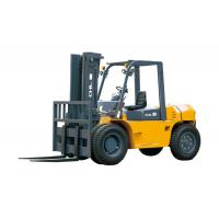 Counterbalance forklift truck diesel for industrial , 8 ton forklift