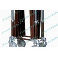 China Aluminum Alloy Funeral Equipment , Church Trolley with Noiseless Castors on sale