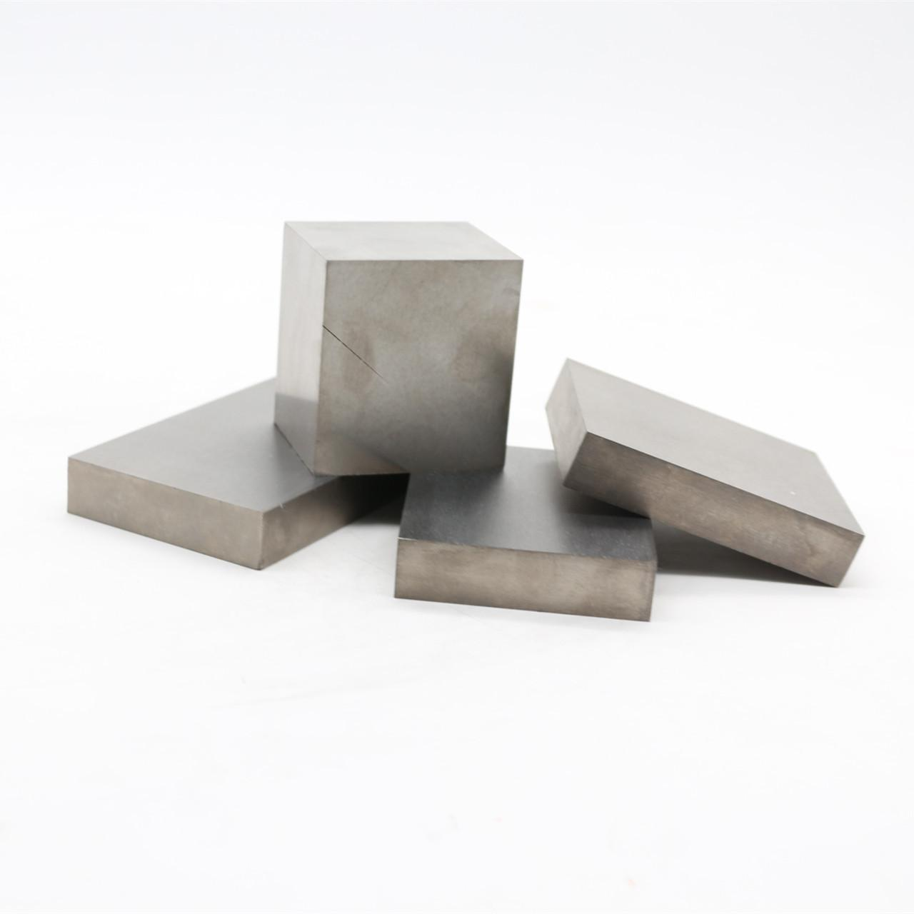 Quality Custom Forging Titanium Block With Machined Finished Surface Treatment wholesale