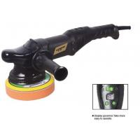 Quality big throw 21mm random orbital dual action car polisher buffer  710w 6 speed digital type wholesale